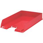 Vaschetta portacorrispondenza Esselte Vivida Rosso polistirene 25,4 x 35 x 6,1 cm
