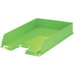 Vaschetta portacorrispondenza Esselte Vivida Verde polipropilene 25,4 x 35 x 6,1 cm
