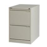 Classificatore Bisley 2 cassetti cassetti bianco