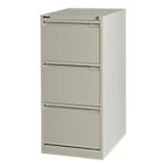 Classificatore Bisley 3 cassetti cassetti bianco