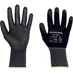 Guanti Honeywell First Poliuretano (PU) taglia 7 nero 10 paia da 2 guanti