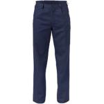 Pantaloni SiGGi WORKWEAR New Extra 100% cotone taglia 56 Blu