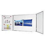 Conference Unit Legamaster Economy Plus smaltato magnetico 120 x 90 cm
