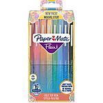 Penne con punta sintetica Paper Mate Flair Nylon assortiti 16 pezzi