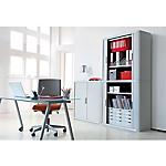 Armadio a serranda Paperflow easy office grigio 1.040 x 415 x 1.100 mm