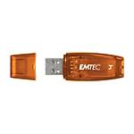 Chiavetta USB EMTEC C410 4 gb arancione
