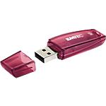Chiavetta USB EMTEC C410 16 gb rosso
