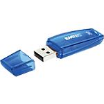 Chiavetta USB EMTEC C410 32 gb blu