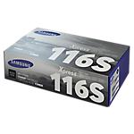 Toner Samsung originale mlt d116s nero