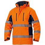 Giaccone SiGGi WORKWEAR Long Season Poliestere 100% Spalmato Poliuretano taglia 3xl Arancione