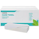 Asciugamani di carta Highmark Z Fold 3 strati 20 unità da 152 strappi