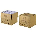 Rexel Sacchetti riciclabili Rexel per Auto+ 200X   capacità 32 litri