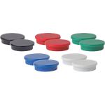 Magneti per lavagna bianca Niceday 30MM Assortiti 3 x 3 cm 10 unità