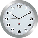 Orologi da parete al quarzo Alba HORISSIMOM 38 x 5,5 cm grigio