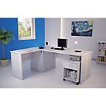 Set mobili da ufficio Rovere 430 mm