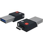 Chiavetta USB EMTEC T200 8 gb nero, argento