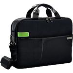 Borsa portacomputer Leitz Smart Traveller 15.6 pollici poliestere nero 41 x 13 x 31 cm