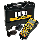 Etichettatrice industriale DYMO Rhino 5200 Hard Case Kit abc