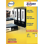 Etichette multifunzione Avery Bianco 100 etichette 25 Fogli
