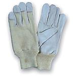 Guanti Di protezione Pelle di capretto taglia 10 grigio azzurro