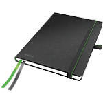 Taccuino Leitz Complete Notebook A5 Nero a quadretti 21,2 (h) x 14,7 (l) cm 90 g