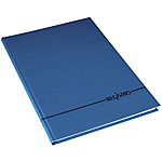 Registro Blu A quadretti A4 29,7 x 21 cm 60 g
