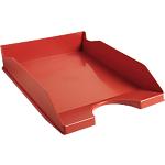 Vaschette portacorrispondenza Office Depot Rosso polistirene 25,5 x 34,8 x 6,5 cm
