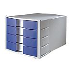 Cassettiera HAN Blu 29,4 x 38 x 23,5 cm