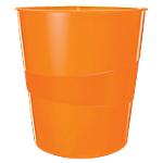 Cestino Leitz Wow Arancione 29 x 29 x 32,4 cm