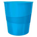 Cestino Leitz Wow Blu 29 x 29 x 32,4 cm