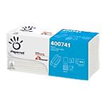 Asciugamani Papernet Piegato a C bianco 20 unità da 144 strappi
