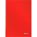 Quaderno Esselte Leitz A5 Rosso chiaro 21,7 x 15,5 cm 90 g