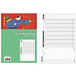 Blocco Prima Nota Edipro E5350 Cassa Banca bianco 30 (h) x 22 (l) cm