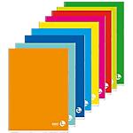 Quaderni BM Color Basic Assortiti Q 80 g