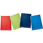 Quaderni Pigna Monocromo Assortiti A quadretti senza perforazione A5 14,8 x 21 cm 80 g