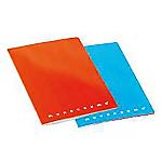 Quaderni Pigna Monocromo Assortiti A righe senza perforazione A5 14,8 x 21 cm 80 g