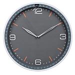 Methodo orologio da parete Modern 30,3 x 30,3 x 30,3 cm grigio