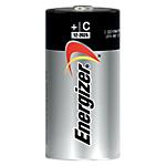 Pile Alcaline Energizer Max C 2 unità