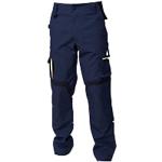 Pantaloni SiGGi WORKWEAR Explorer Poliestere, cotone taglia l Blu