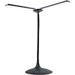 Lampada da tavolo Alba LEDTWIN N nero 6 w
