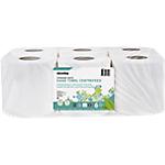 Asciugamani in carta Highmark Standard 2 strati bianco 6 unità
