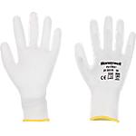 Guanti Honeywell First Poliuretano (PU) taglia 7 bianco 10 paia da 2 guanti
