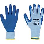 Guanti Honeywell DexGrip Light Cotone, poliammide taglia 7 blu 10 paia da 2 guanti