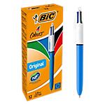 Penna a sfera BIC 4 in1 assortiti
