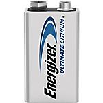 Pile al litio Energizer L522 9V