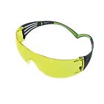 Occhiali di protezione 3M SecureFit One Size policarbonato nero verde