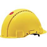 Elmetto di protezione 3M G3000CUV GU ABS one size giallo