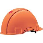 Elmetto di protezione 3M G3000C ABS one size arancione
