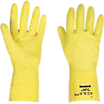 Guanti Honeywell FineDex 94401 Clean Lattice, poliammide taglia 7 giallo 2 paia da 2 guanti