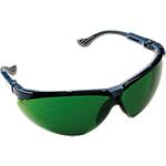 Occhiali di protezione Honeywell XC plastica, policarbonato blu, verde